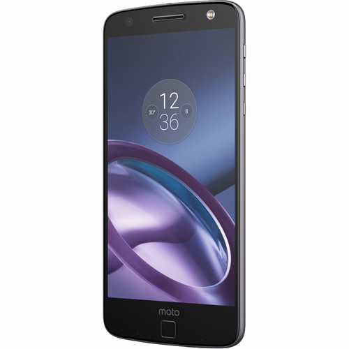 Moto Z XT1650 64GB Smartphone (Unlocked, Black)-212 NYC Wireless