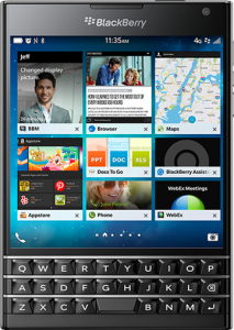 BLACKBERRY PASSPORT-212 NYC Wireless
