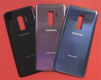 Samsung S9 Plus Back Glass Cover Replacement